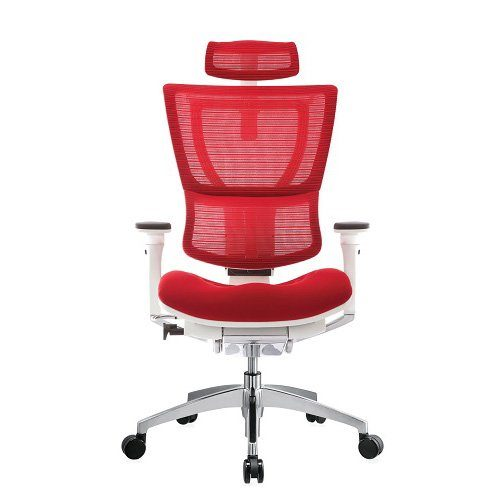 Mirus chair in red