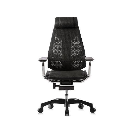 Genidia chair in black