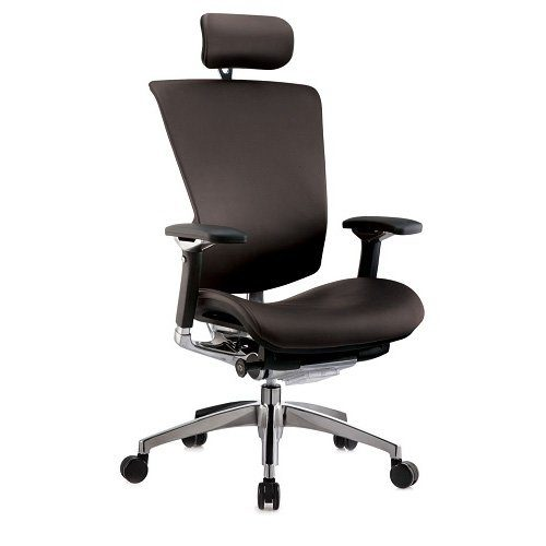 Nefil leather chairs