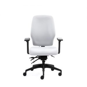 ergonomic office chair front