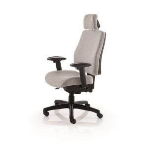 Performance Posture grey with headrest