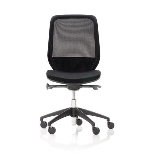 Joy mesh chair no arms