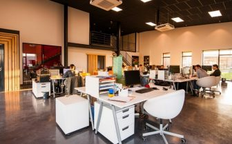THE SOUND ARGUMENT FOR IMPROVING YOUR OFFICE ACOUSTICS