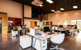 How an office makeover can boost staff productivity