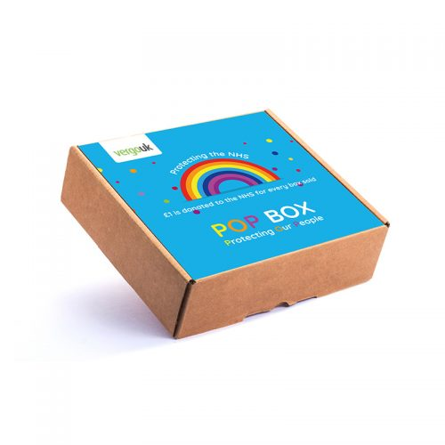 POP Box - Protect Our People Box